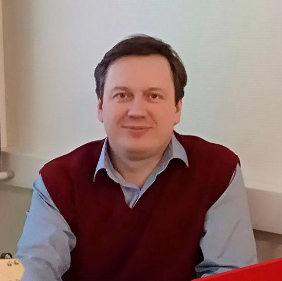 Южаков Олег Ильич