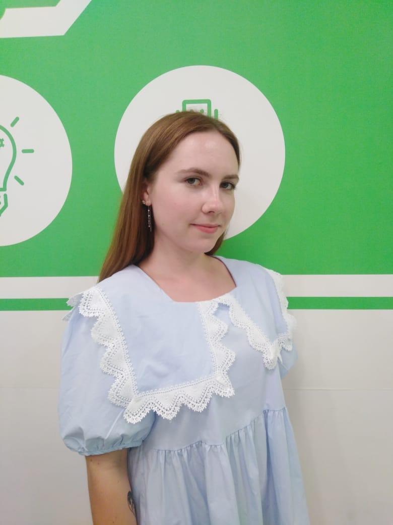 Берестовая Анастасия Павловна